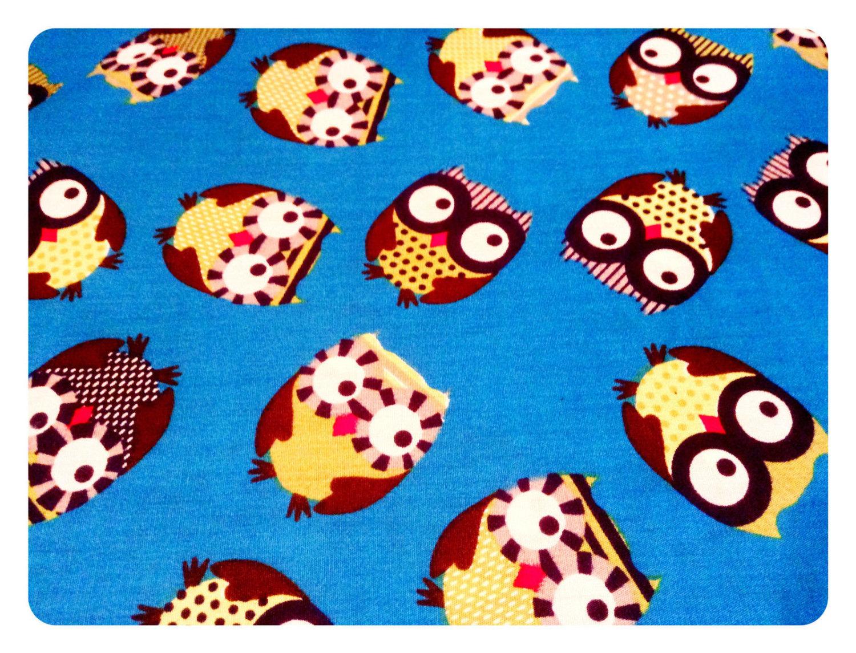 Owl 57 OWL 100% Cotton...