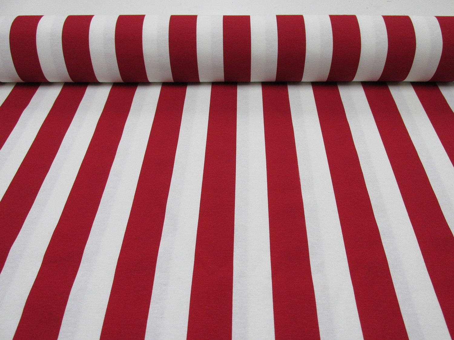 140cm wide Black White Striped Fabric Sofia Stripes Curtain Upholstery Material