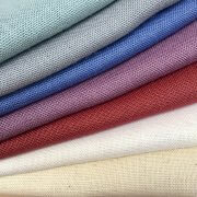 Dyed Jute Fabric Coloured Hessian Burlap Material for Wedding Table Runner Curtains - 140cm wide