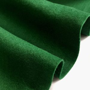 Felt Fabric Material Craft Plain Colours Polyester 102cm Wide DARK GREEN