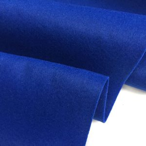 Felt Fabric Material Craft Plain Colours Polyester 102cm Wide ROYAL BLUE