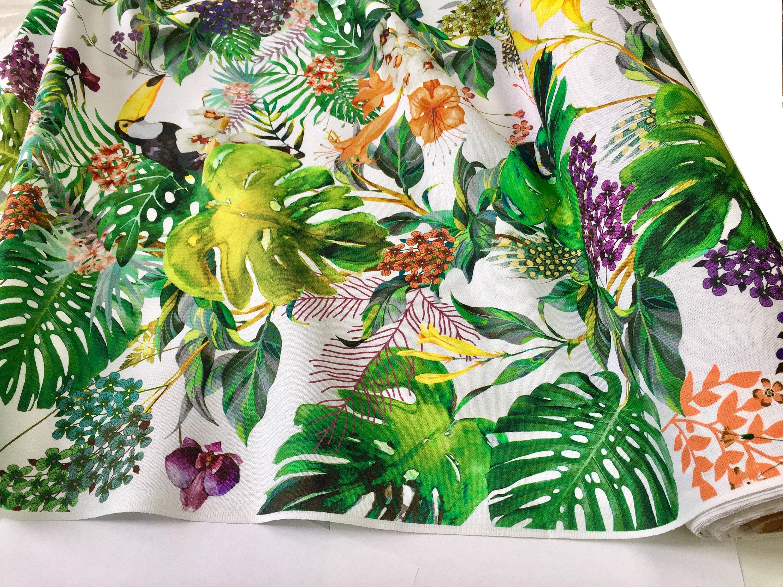 v pair tropical window tailored cream light treatments curtain curtains p x wide katia