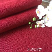 Dyed Jute Fabric Coloured Hessian Burlap Material for Wedding, Table Runner, Curtains - 59 inches wide