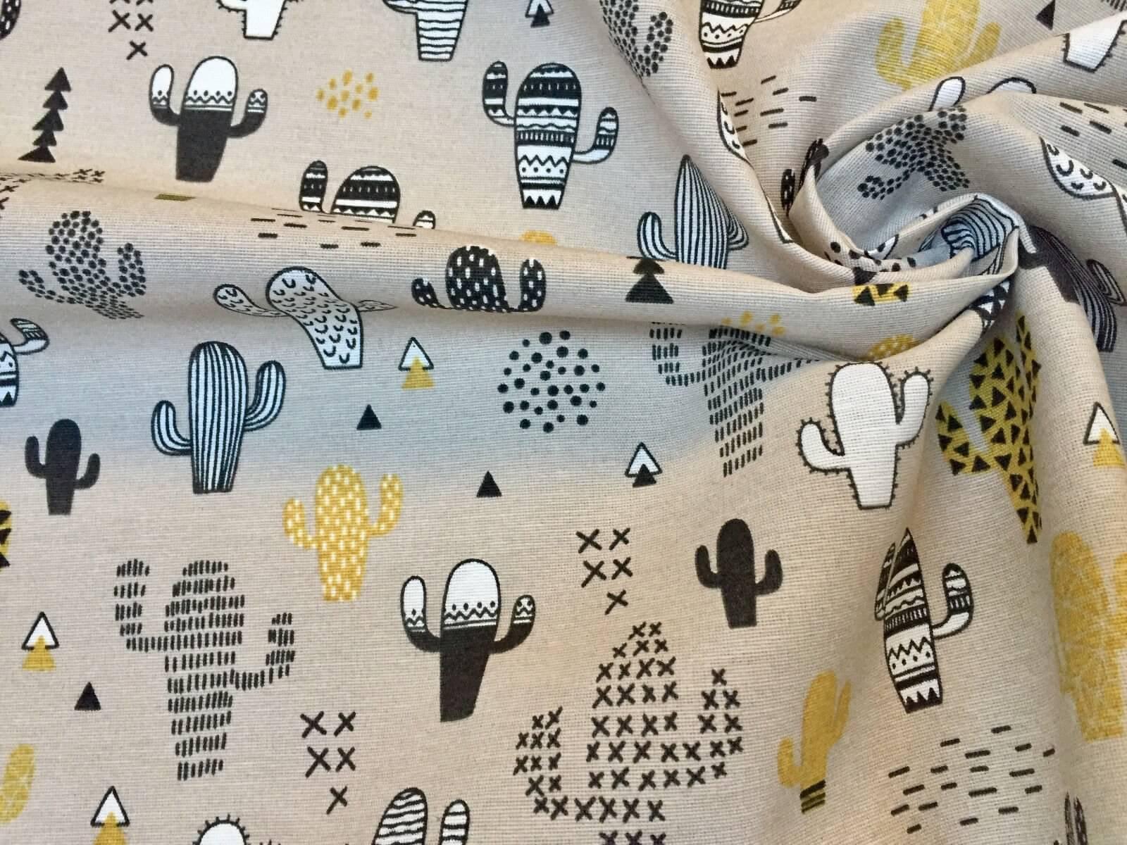 mustard-black-cactus-fabric-cacti-print-kid-curtain-cotton-material-55-inches-wide-5b4caecd5.jpg