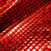 MERMAID Scale Fabric Fish Tail material - 2 W Stretch Spandex - 57''/145cm wide - RED