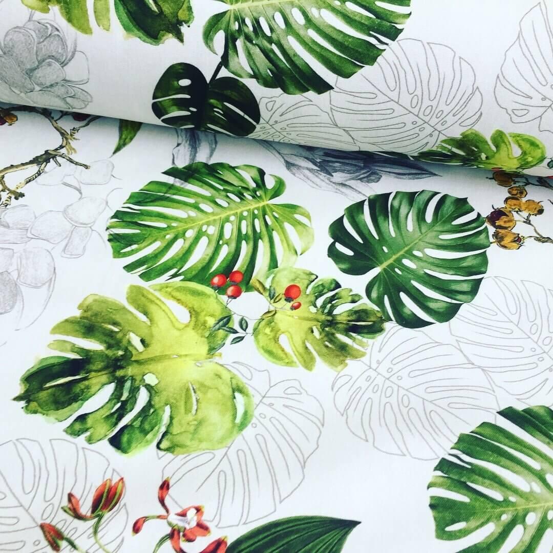 rose-hip-red-berry-palm-leaf-tropical-green-banana-leaves-fabric-curtain-dress-digital-print-fabric-140cm-or-55-wide-5ba7c92a1.jpg